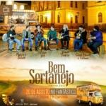 """Marcos & Belutti, César Menotti & Fabiano, Renato Teixeira e Sérgio Reis no """"Bem Sertanejo"""" deste domingo (20)"""