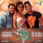 Hugo & Tiago no Ritmo Brasil deste sábado (19)