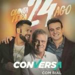 Marcos & Belutti no Conversa com Bial desta quinta-feira (24)