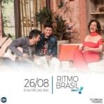 Zé Henrique & Gabriel no Ritmo Brasil deste sábado (26)