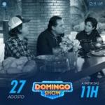 Chitãozinho & Xororó no Domingo Show deste domingo (27)