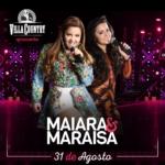 Maiara & Maraisa se apresentam no Villa Country