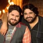 César Menotti & Fabiano no Altas Horas deste sábado (16)
