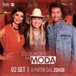 Bruna Viola no Esquadrão da Moda deste sábado (02)
