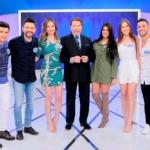 Zé Henrique & Gabriel, Júlia & Rafaela e Higor Rocha no Programa Silvio Santos deste domingo (01)