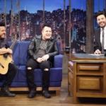 Bruno & Marrone no The Noite com Danilo Gentili desta segunda-feira (02)