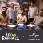 Léo & Raphael assinam com a gravadora Universal Music