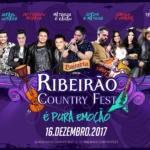Ribeirão Country Fest chega em sua 8ª edição com grandes atrações