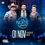 Antony & Gabriel agitam o The Noite com Danilo Gentili desta quarta-feira (01)