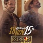 Fernando & Sorocaba no Estrelas do Brasil deste sábado (18)
