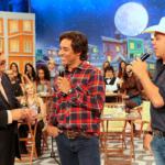 """Guilherme & Santiago e Villa Baggage no """"Boteco do Ratinho"""" desta quarta-feira (13)"""