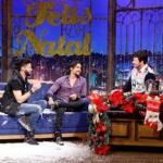 Munhoz & Mariano no The Noite com Danilo Gentili desta quarta-feira (13)