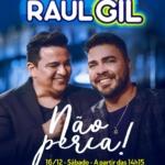 Alex & Guilherme, Luiza & Maurílio e Renan & Rafael no Raul Gil deste sábado (16)