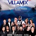 VillaMix Festival chega pela primeira vez ao Paraguai dia 10 de março