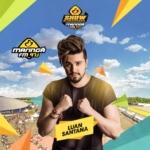 Luan Santana é a primeira atração confirmada do Show de Aniversário da Maringá FM
