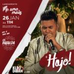 Kleo Dibah – Me Ame Mais