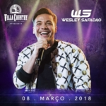 Wesley Safadão volta ao palco do Villa Country