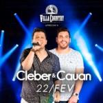 """Cleber & Cauan chegam ao Villa Country com a turnê """"Resenha"""""""