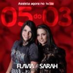 """Flavia & Sarah lançam a nova música """"05/03"""""""