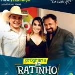"""Naiara Azevedo e Duduca & Dalvan no """"Boteco do Ratinho"""" desta quarta-feira (14)"""