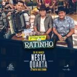 """Trio Parada Dura e Edson & Hudson no """"Boteco do Ratinho"""" desta quarta-feira (28)"""