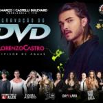 Lorenzo Castro anuncia as atrações de seu primeiro DVD