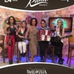 Barra da Saia e Naiara Azevedo no Ritmo Brasil deste sábado (24)