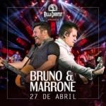 Bruno & Marrone voltam aos palcos do Villa Country em abril