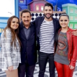 """Gusttavo Lima e Maiara & Maraisa no """"Boteco do Ratinho"""" desta quarta-feira (04)"""