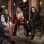 """Maiara & Maraisa e Marília Mendonça comemoram o sucesso do """"Agora É Que São Elas 2"""""""