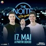 Breno & Caio Cesar no The Noite com Danilo Gentili desta quinta-feira (17)