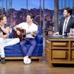George Henrique & Rodrigo no The Noite com Danilo Gentili desta terça-feira (29)