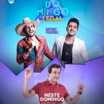 Antony & Gabriel, Eduardo Costa e Jéssica Rodrigues no Domingo Legal deste domingo (20)