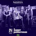 Barra da Saia agita o SuperPoderosas desta quinta-feira (24)