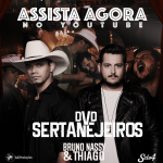 Bruno Nassy & Thiago – CD Sertanejeiros