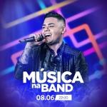 Felipe Araújo agita o Música na Band desta sexta-feira (08)