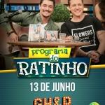 """George Henrique & Rodrigo agitam o """"Boteco do Ratinho"""" desta quarta-feira (13)"""