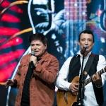 Gilberto & Gilmar gravam DVD de 40 anos em Maringá