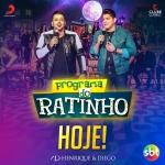 """Henrique & Diego e Roberta Miranda no """"Boteco do Ratinho"""" desta quarta-feira (20)"""