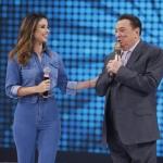 Paula Fernandes no Programa Raul Gil deste sábado (07)