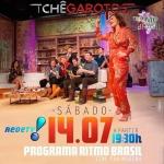 Tchê Garotos agita o Ritmo Brasil deste sábado (14)