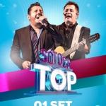 Bruno & Marrone agitam o SóTocaTop deste sábado (01)