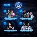 Arena A6 agita a cidade de Umuarama com grandes atrações em outubro