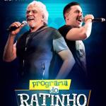 """Matogrosso & Mathias no """"Boteco do Ratinho"""" desta quarta-feira (12)"""