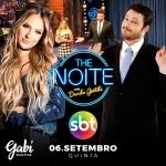 Gabi Martins agita o The Noite com Danilo Gentili desta quinta-feira (06)