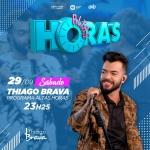 Thiago Brava, Bruna Viola, Felipe Araújo e Thaeme & Thiago no Altas Horas deste sábado (29)
