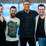 Naiara Azevedo e Marcos & Belutti no Tamanho Família deste domingo (09)