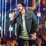Luan Santana canta no Altas Horas deste sábado (20)