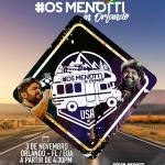 César Menotti & Fabiano juntam duas paixões em DVD em Orlando/EUA