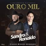 """Sandro & Ronaldo lançam a música """"Ouro Mil"""""""